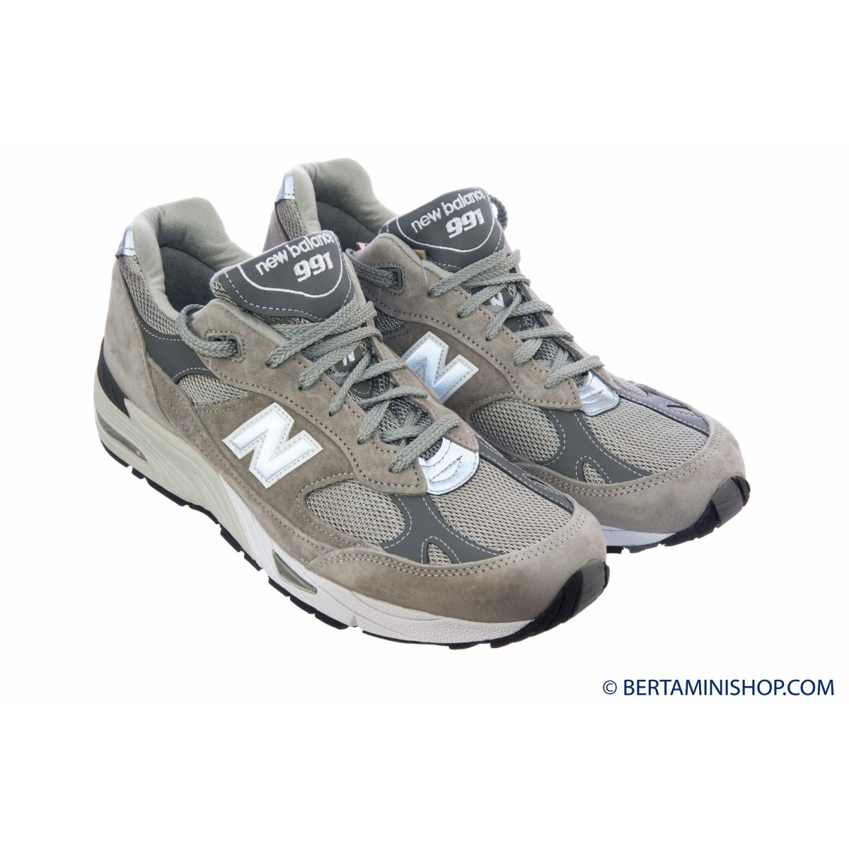 Scarpa - M991 made in uk mesh suede