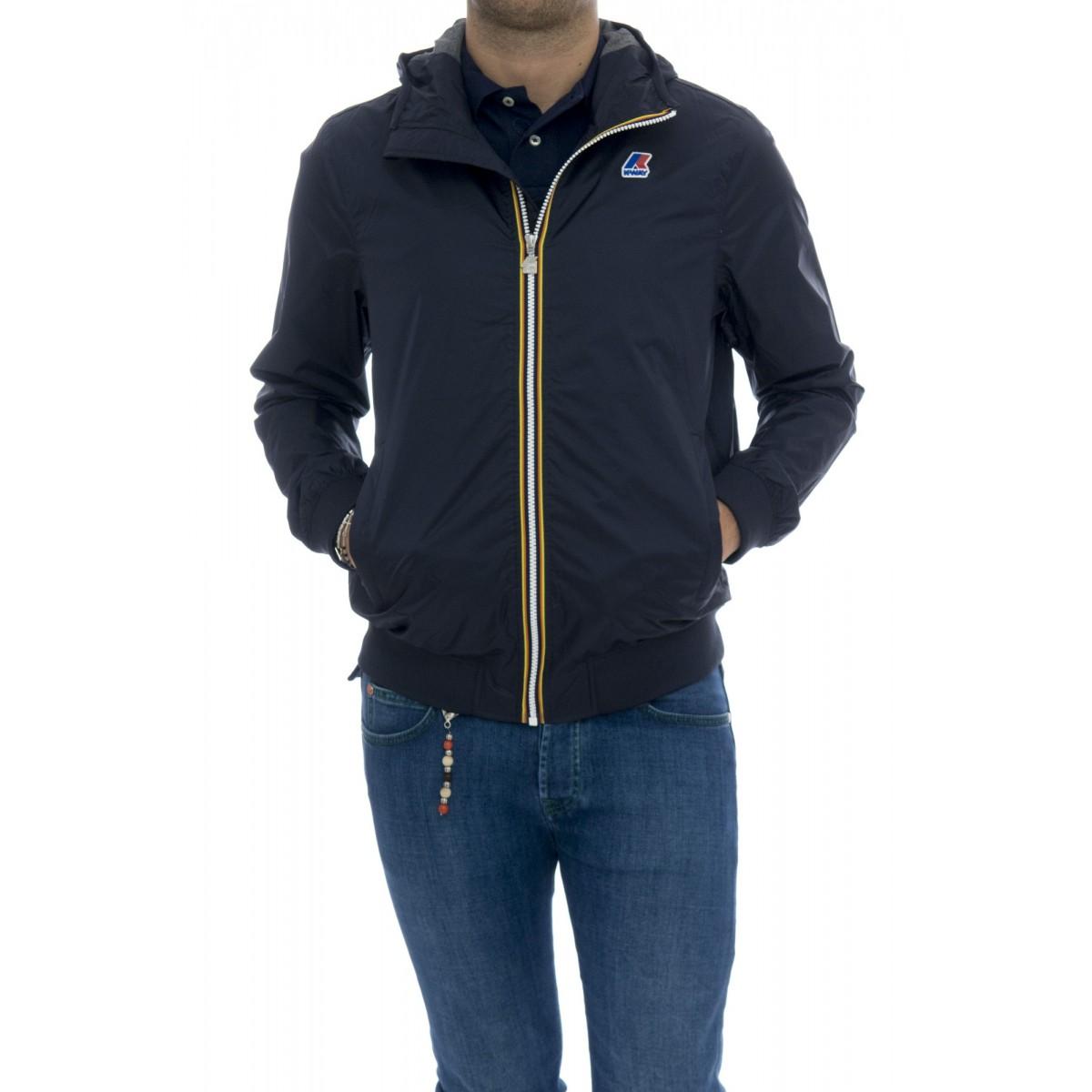 Giubbino - Justin jersey k007pc0 interno jersey