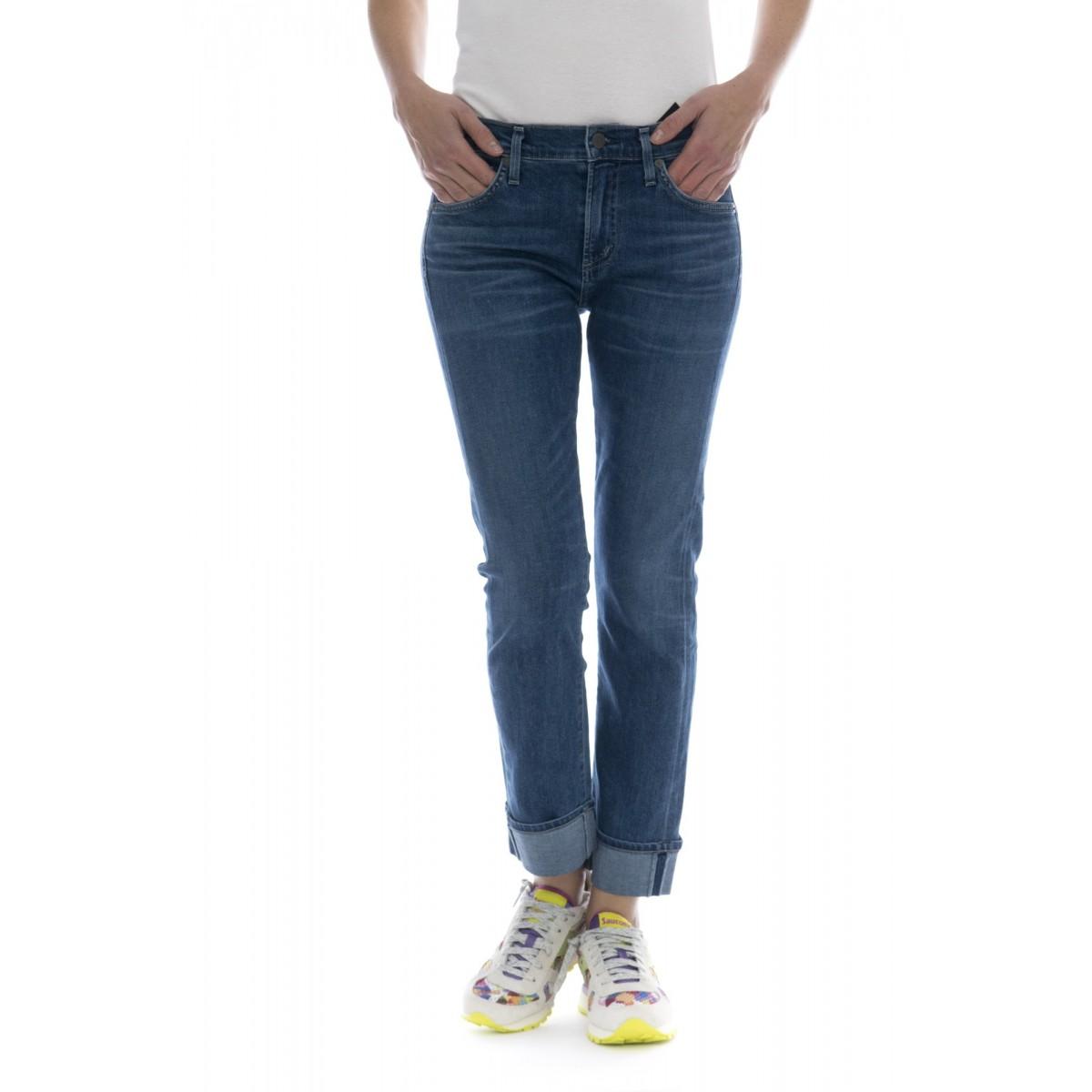 Jeans - Jazmin hardbor sigaretta vita media