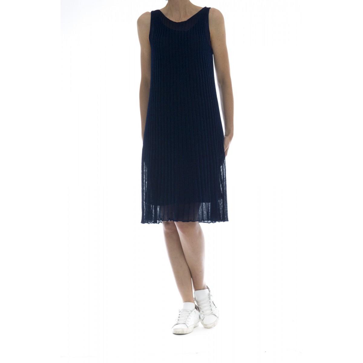 Vestito lungo donna - 3550/12 vestito lurex