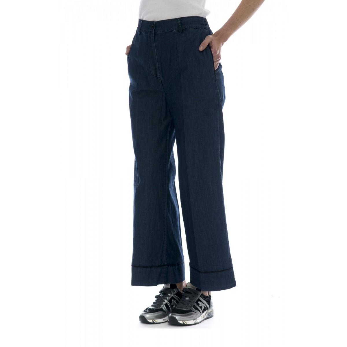 Pantalone donna - 4027 pantalone largo shambrai