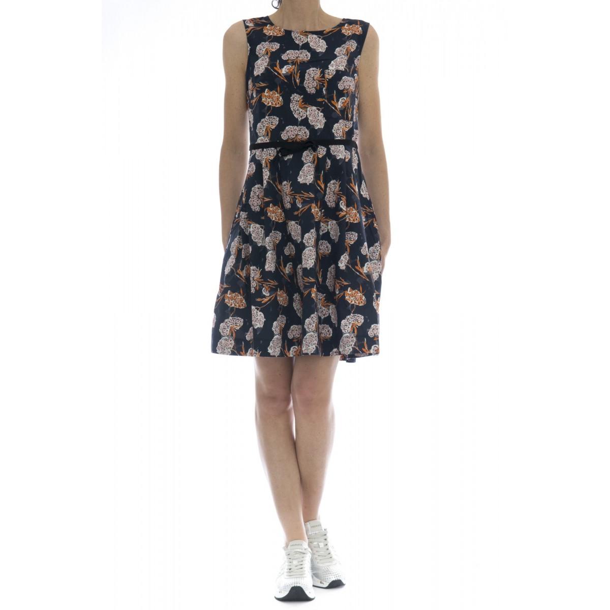 Vestito - Abi0364 vestito stampa