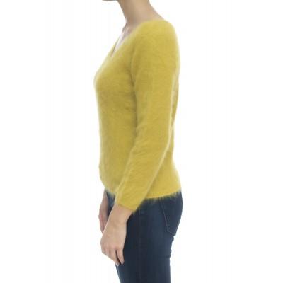 Maglieria - B30002 maglia v angora