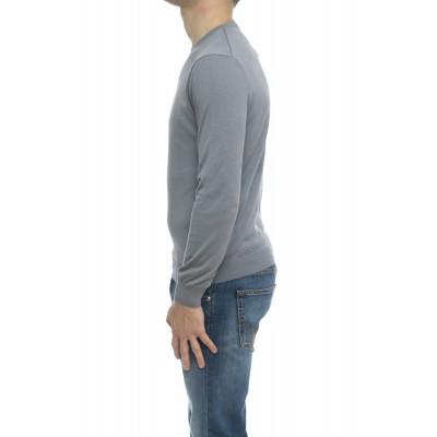 Maglia uomo - 9004/01 maglia seta cotone