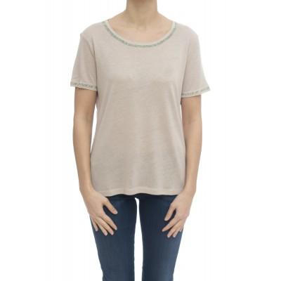 T-shirt donna - Paciana t-shirt lino