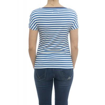 T-shirt - 506 j13 t-shirt rigata