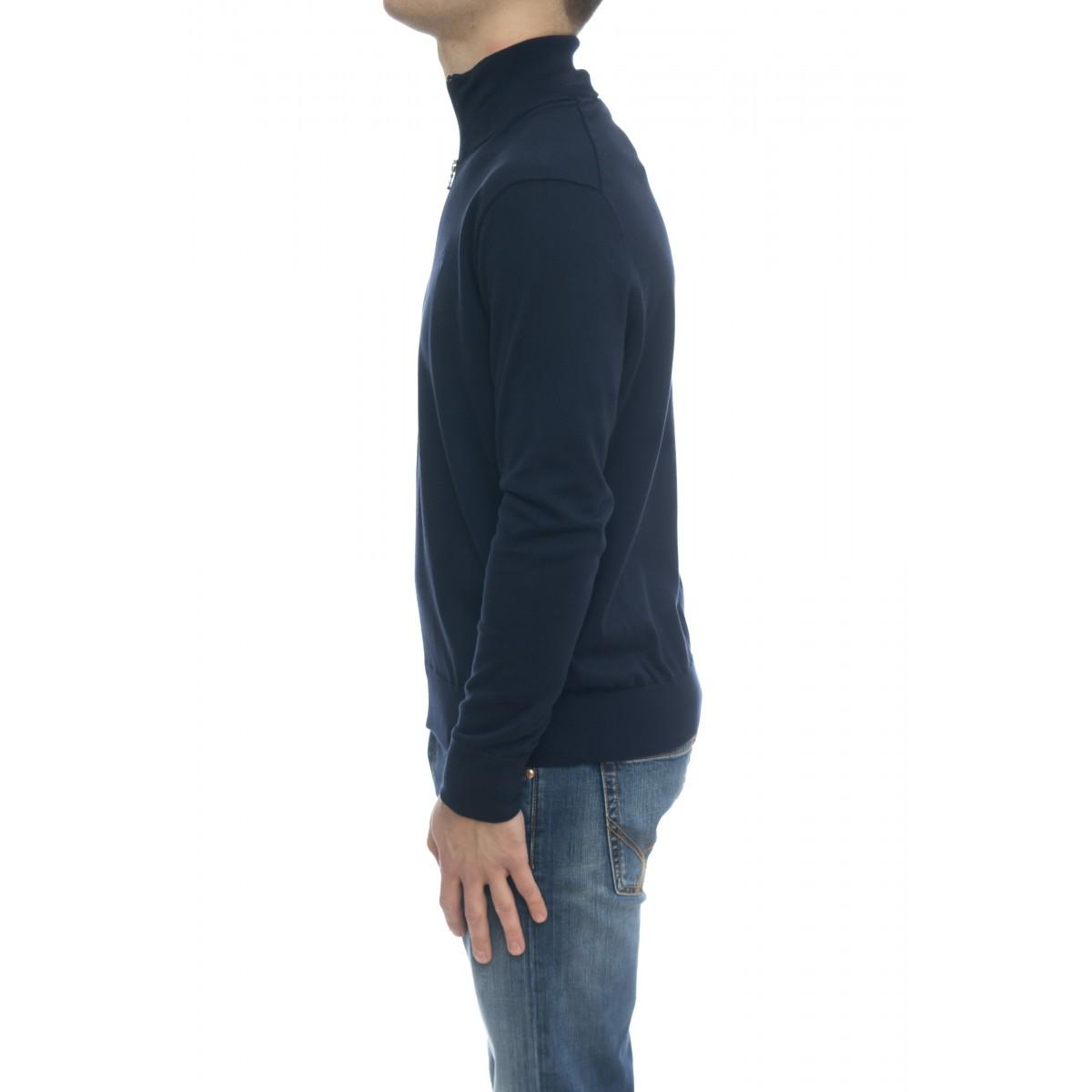 Maglia uomo - 775899 maglia aperta zip