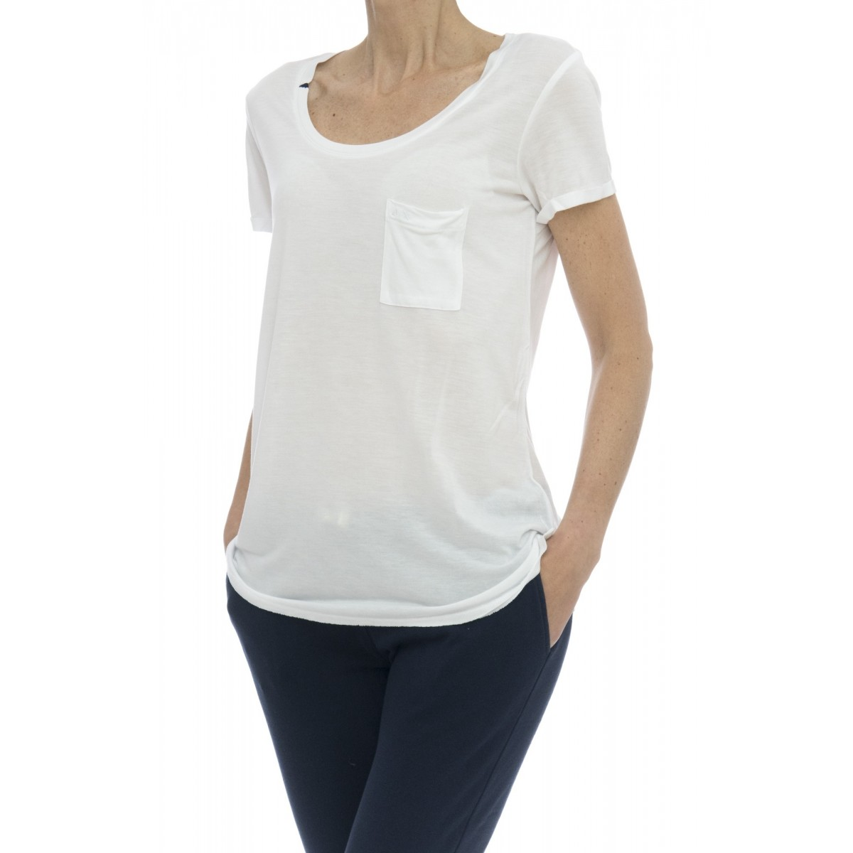 T-shirt donna - 17211 t-shirt modal