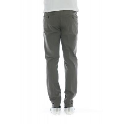 Pantalone uomo - Lenny 5059 microstampa