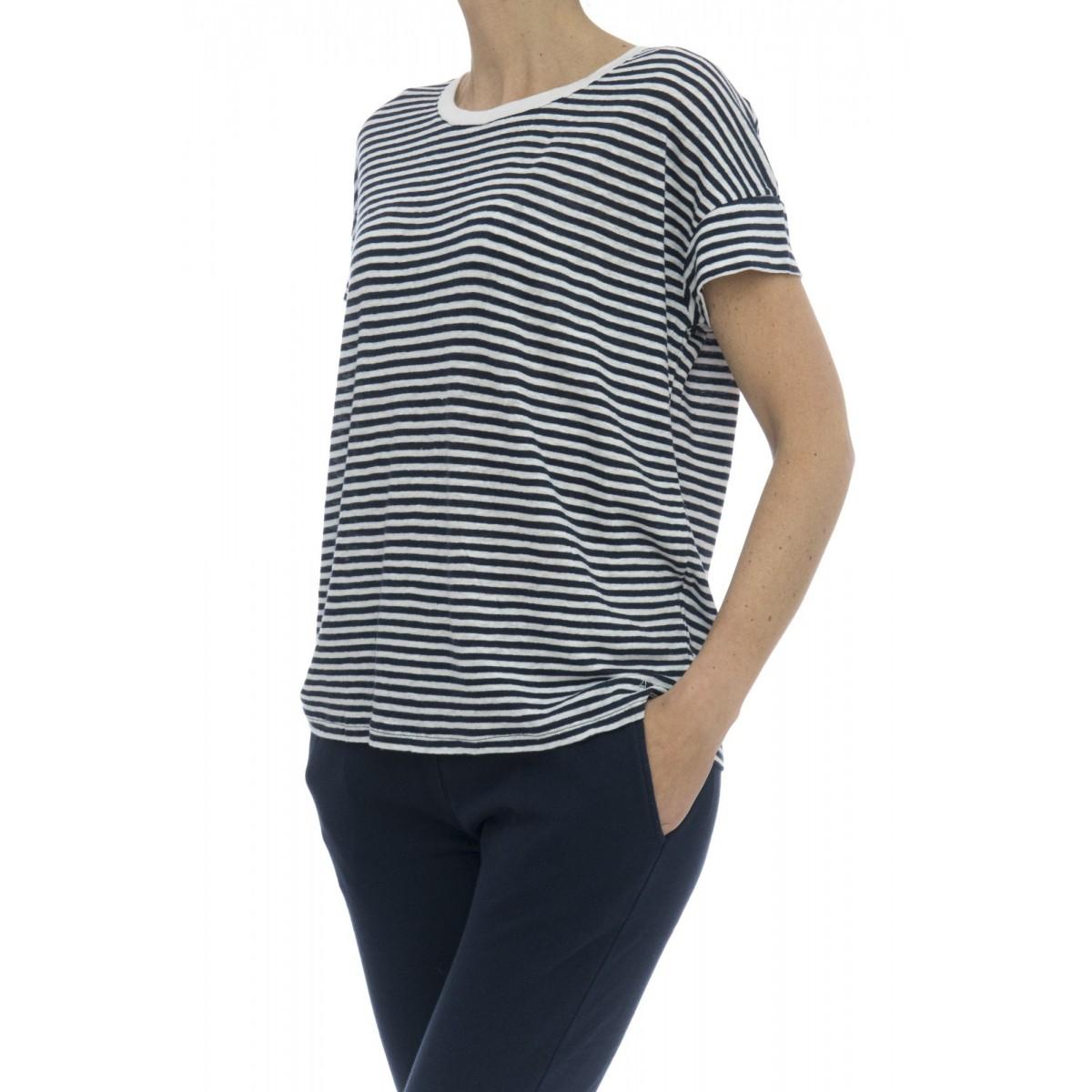 T-shirt - 17233 t-shirt riga lino