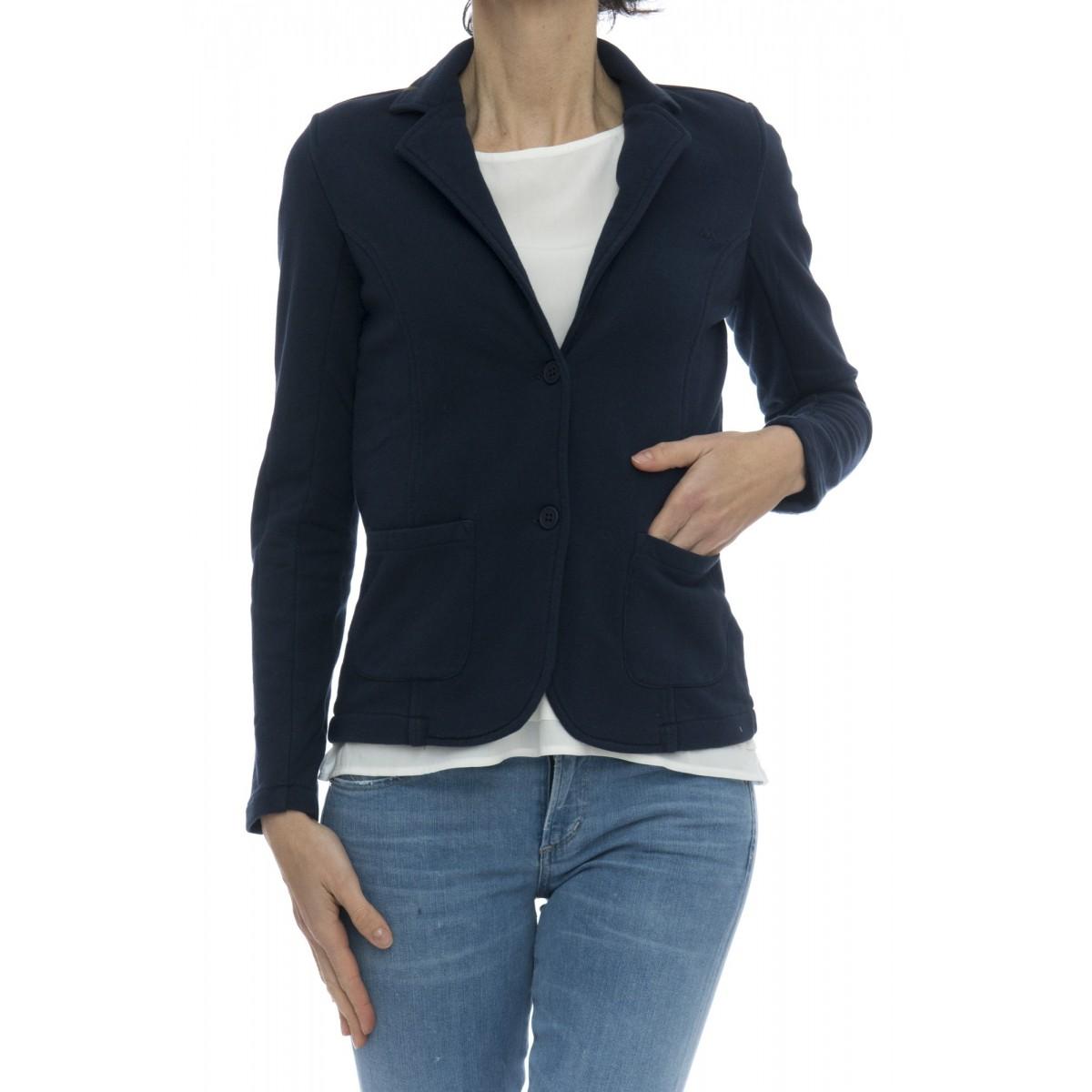 Felpa donna - 17239 giacchina