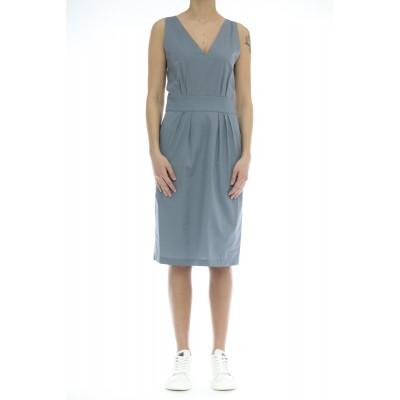 Vestito - 131 t01 abito scollo v
