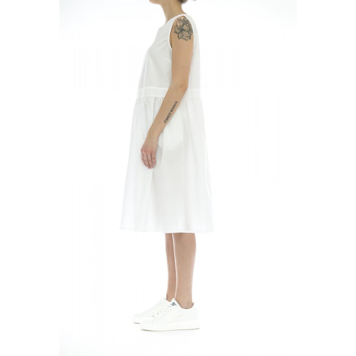 Vestito - C50437 abito senza manica