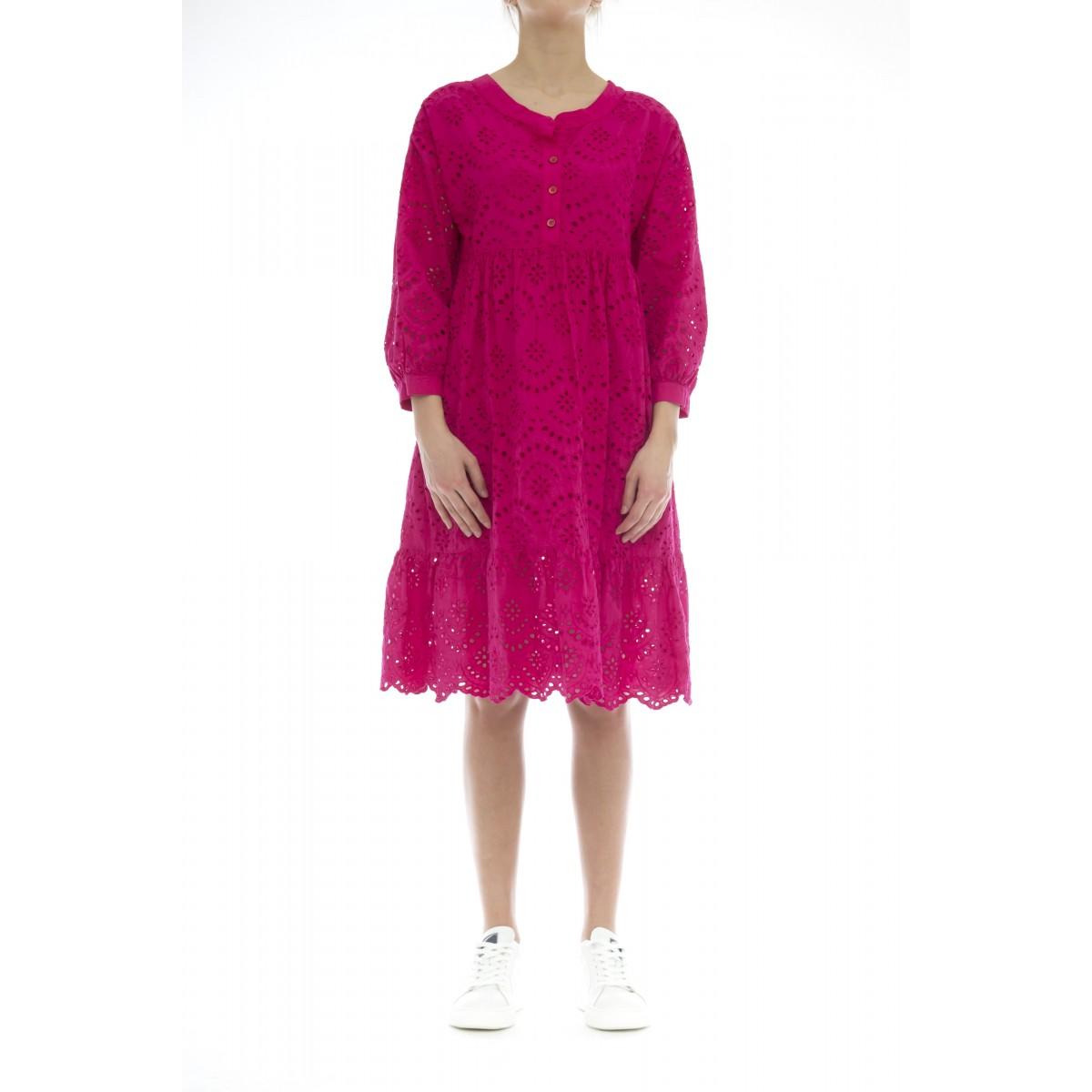 Vestito - Dress sangallo