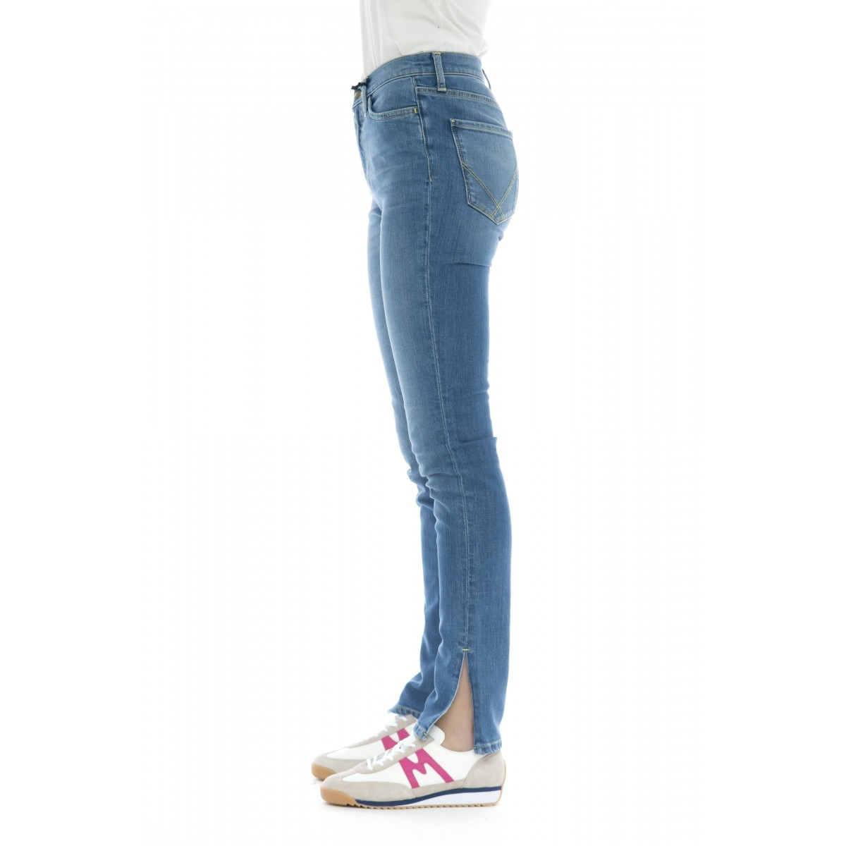 Jeans - High cate zeus