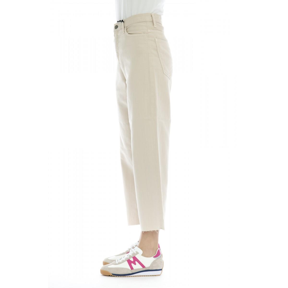 Jeans - Rita bull pantalone bull cotone