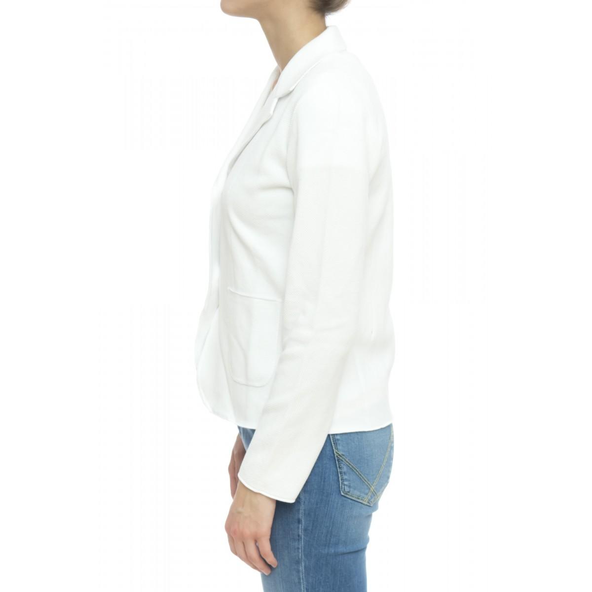 Giacca donna - 510 giacca nido ape