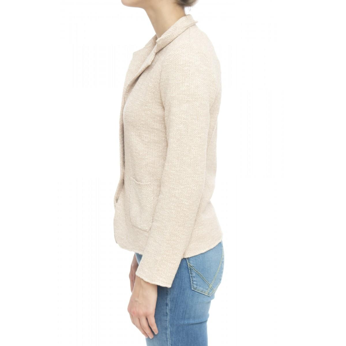 Giacca donna - 2014 giacca lino e cotone