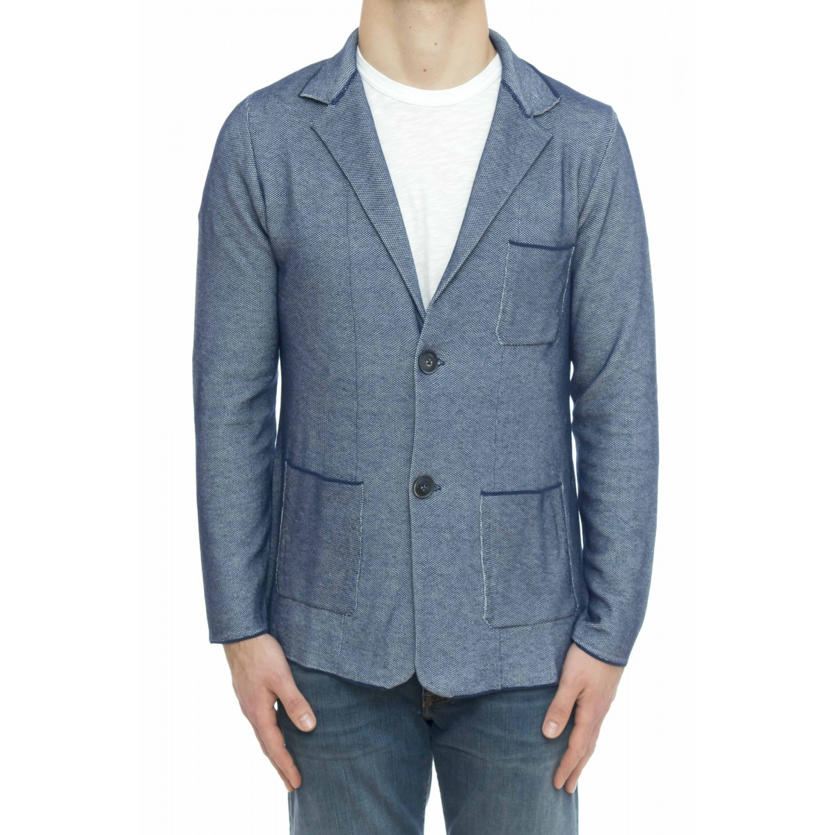 Giacca uomo - 3025 giacca cotone viscosa