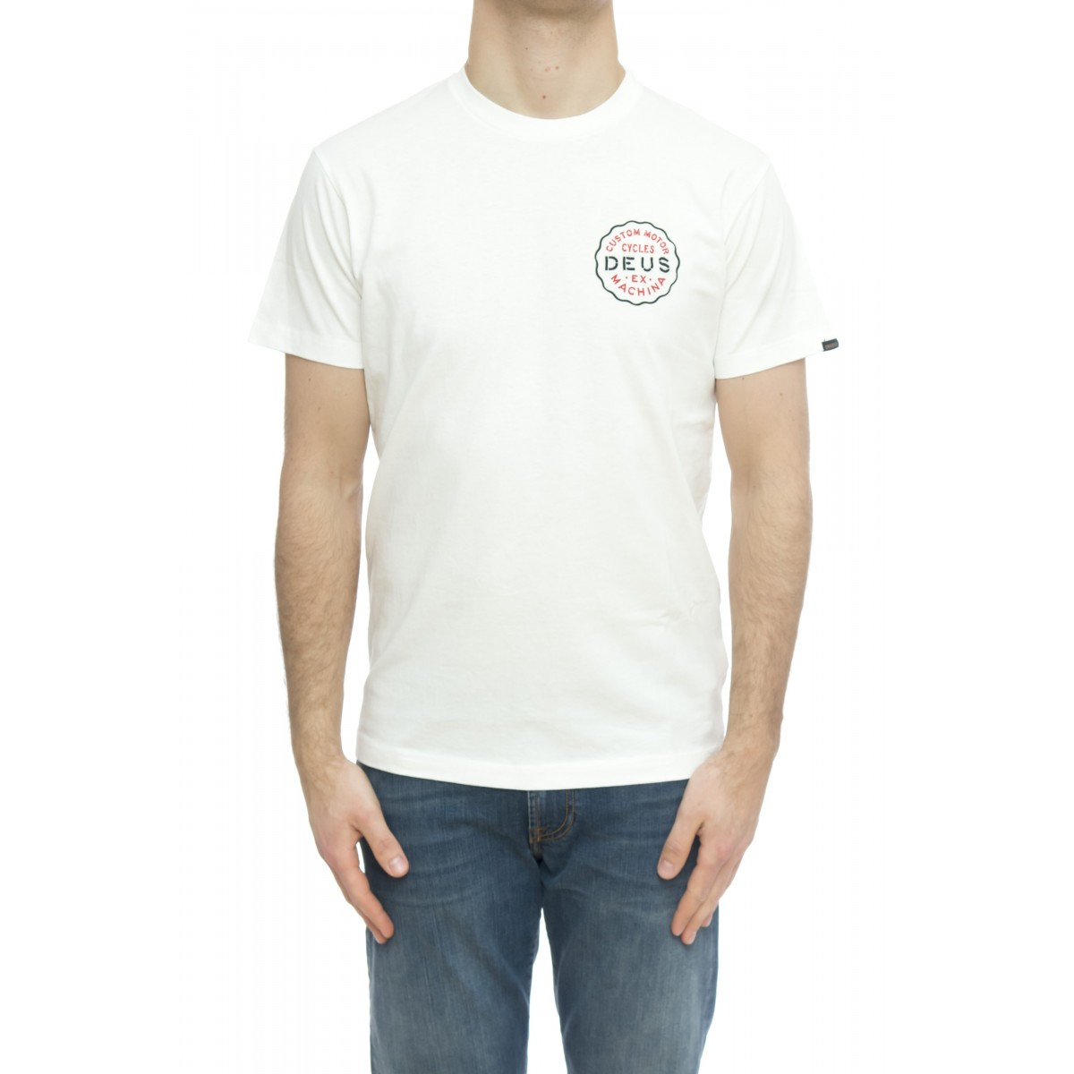 T-shirt - Tee0352 t-shirt ricamo
