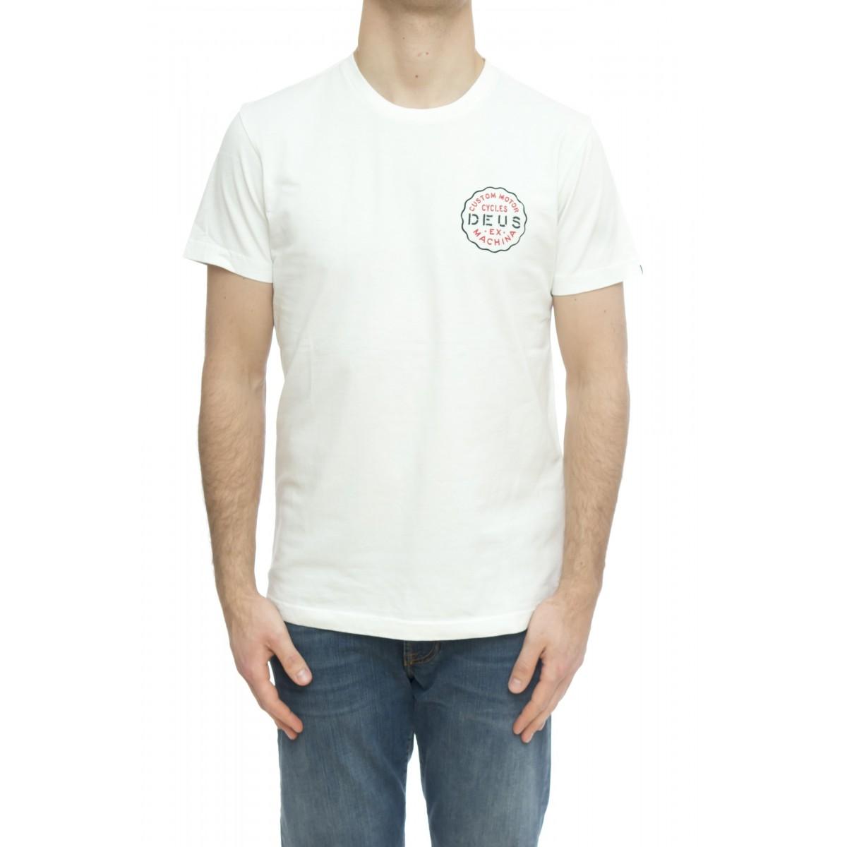 T-shirt - Tee0348 t-shirt ricamo ditero