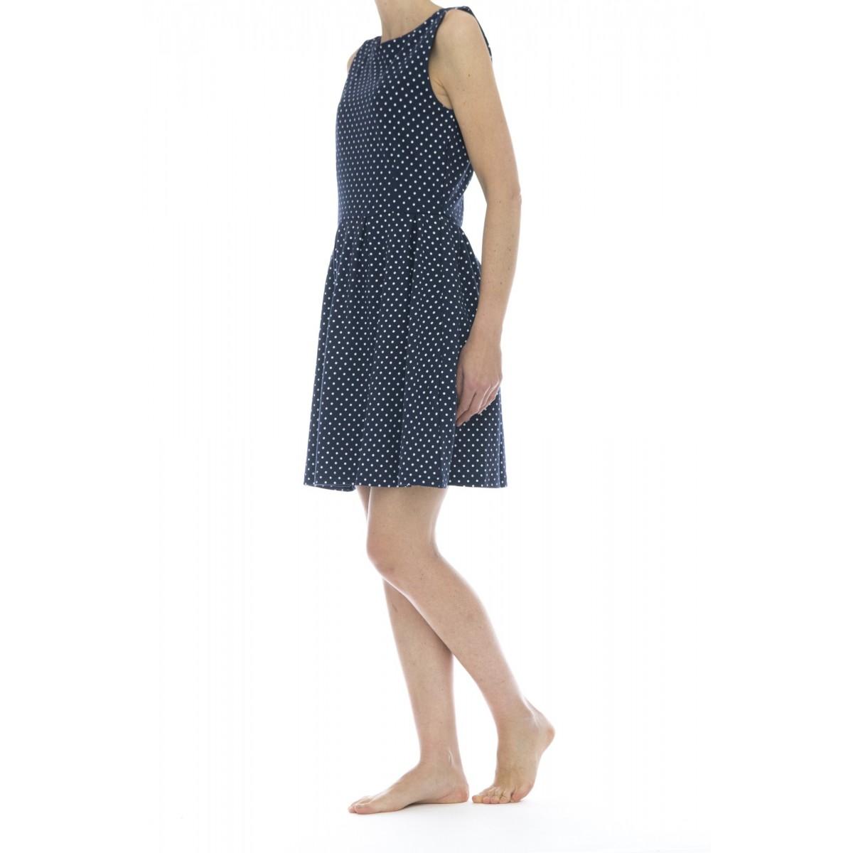 Vestito - 17207 vestito pois corto