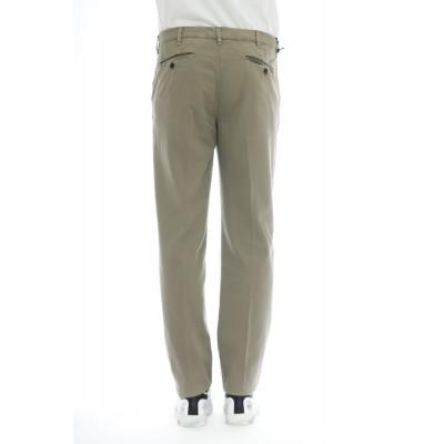 Pantalone uomo - 10l 88 slim cotone operato light