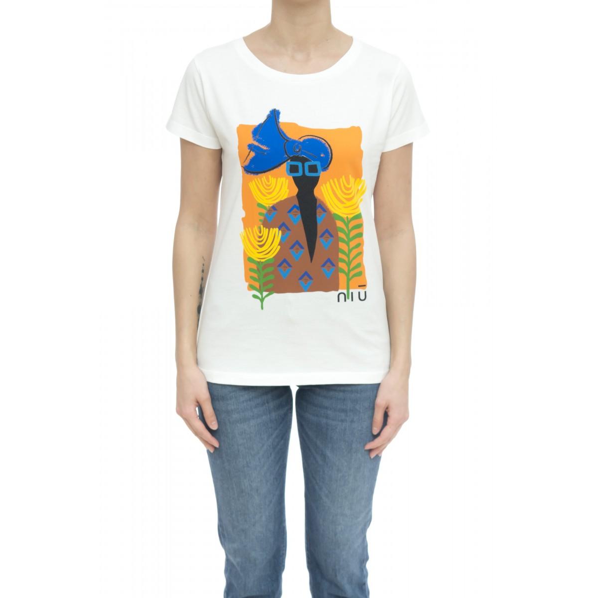 T-shirt - 593 j03 t-shirt stampa