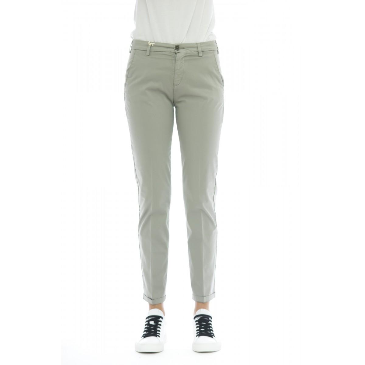 Pantalone donna - Briana 5443 tinta unita