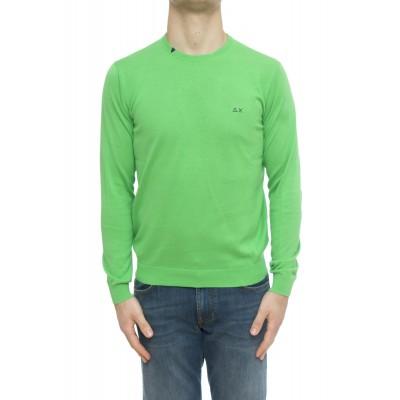 Maglia uomo - K30101 maglia giro bordino
