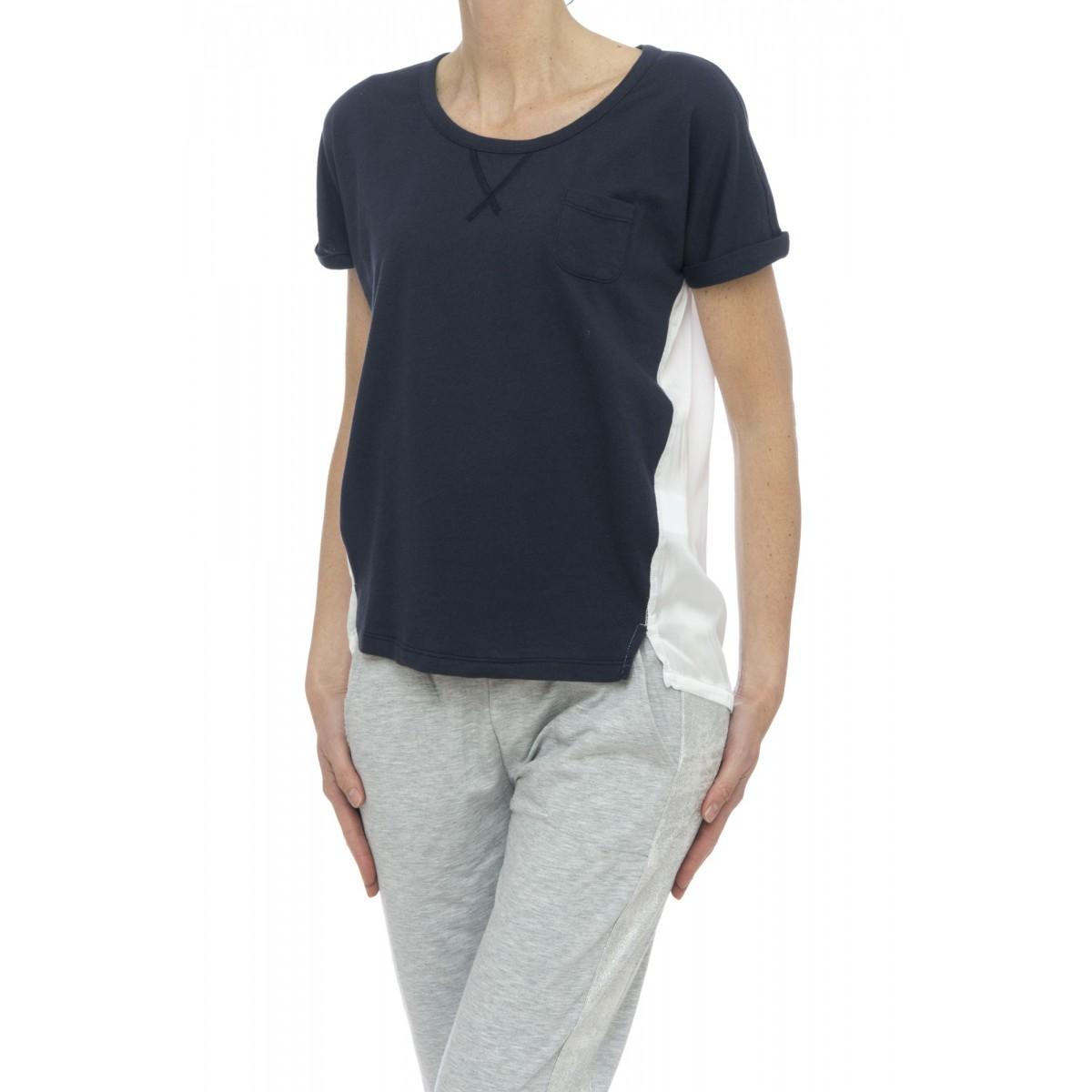T-shirt - 507 fv03 t-shirt cotone seta