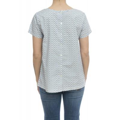 T-shirt - S30205 t-shirt microfiore