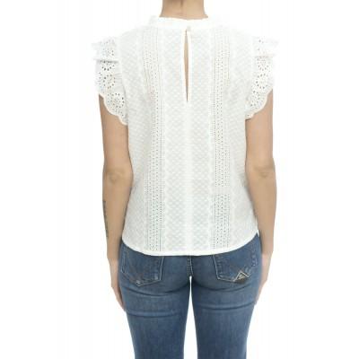 Camicia donna - S30214 camicia sm san gallo