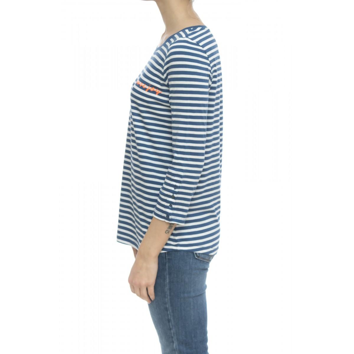 T-shirt - T30212 t-shirt rigata