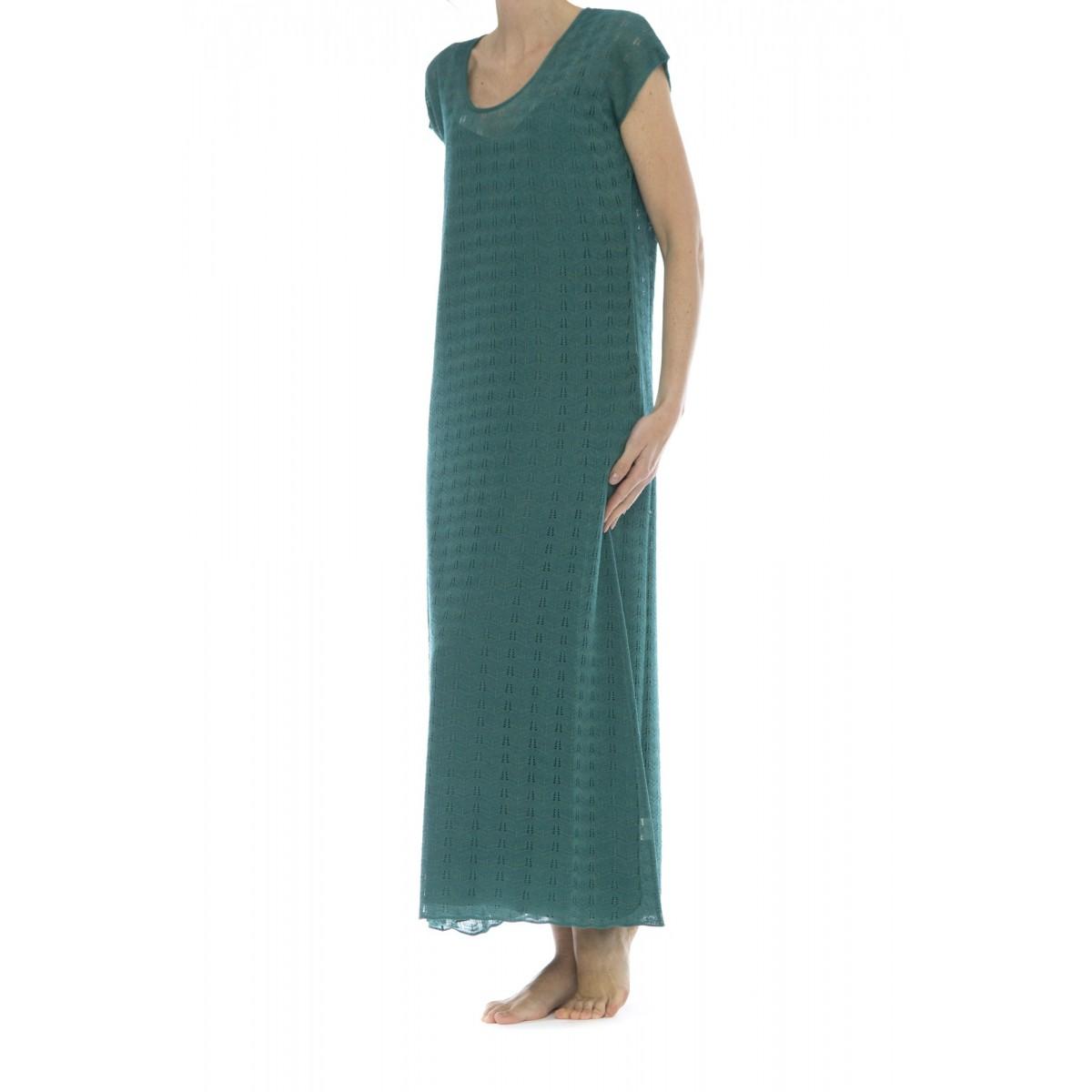 Vestito - 1052 vestito pizzo lungo