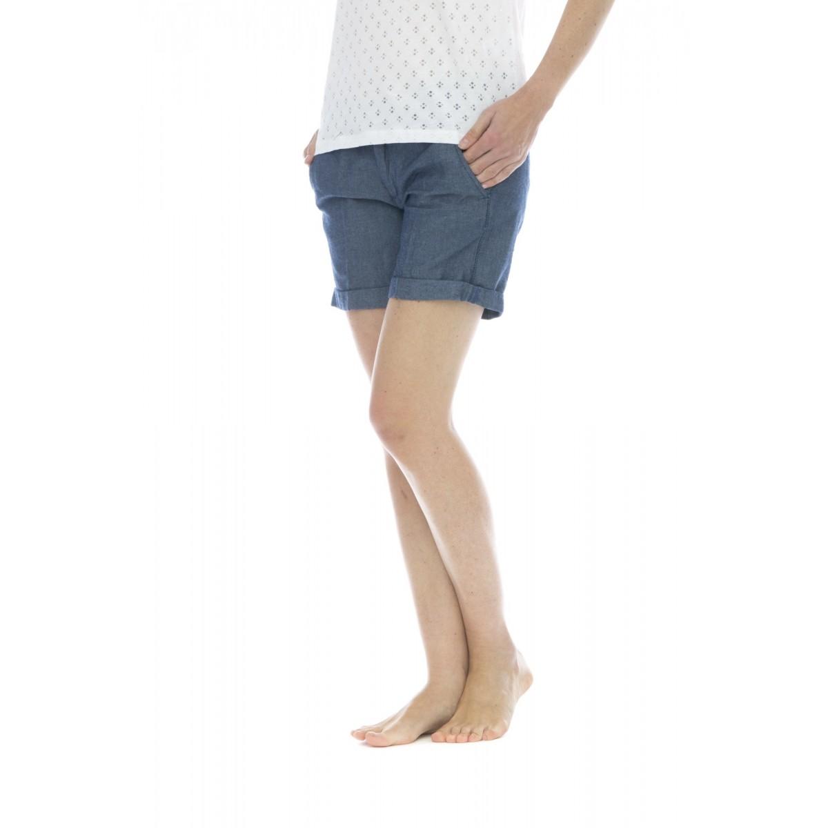 Bermuda donna - Maya 9651 tela jeans
