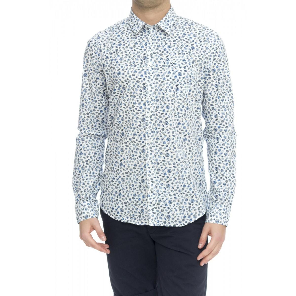 Camicia - Sh026 camicia fantasia