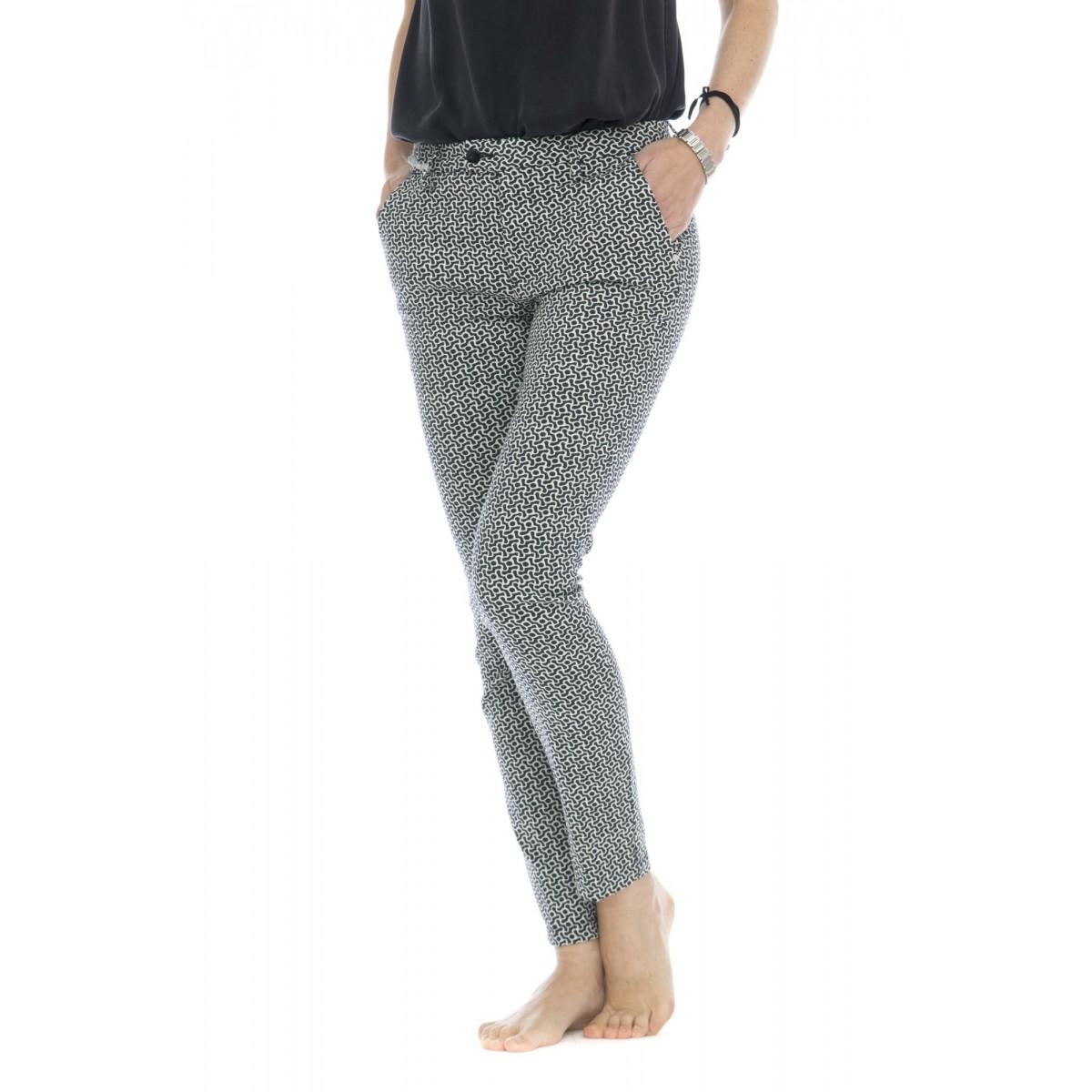 Pantaloni - Janet 3092 jersey stampato