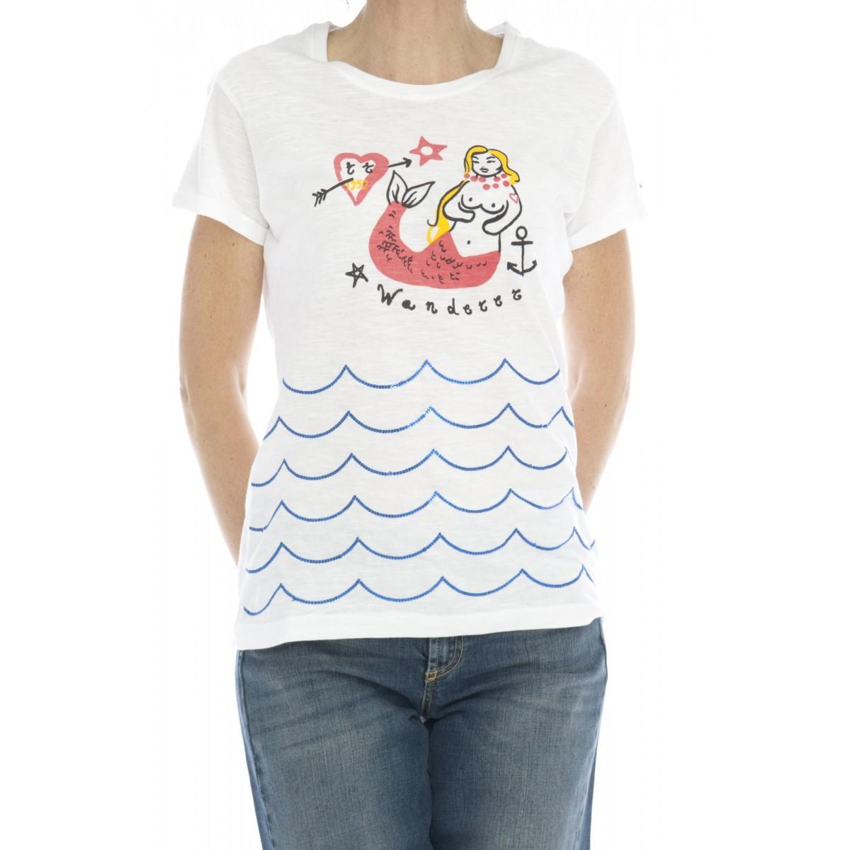 T-shirt donna - Dany muse t-shirt sirena