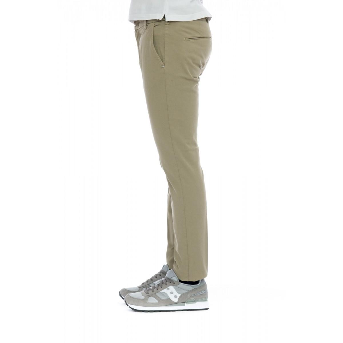 Pantaloni - 8201 292l17 gabardina strech