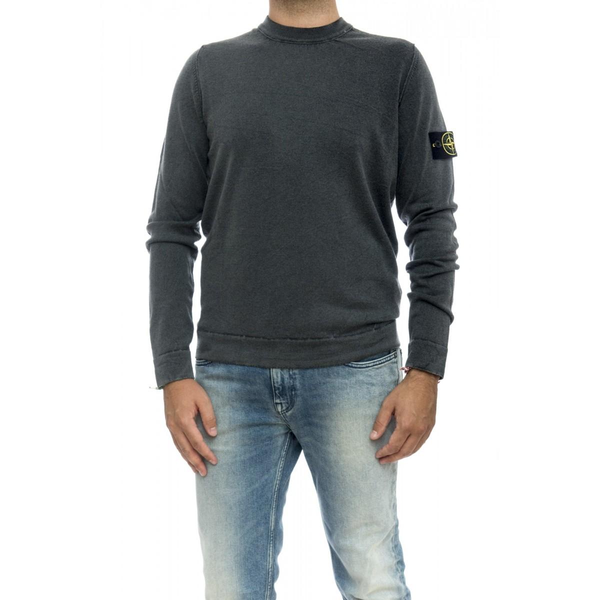 Maglia uomo - 561d4 merinos effetto frosted 100% lana