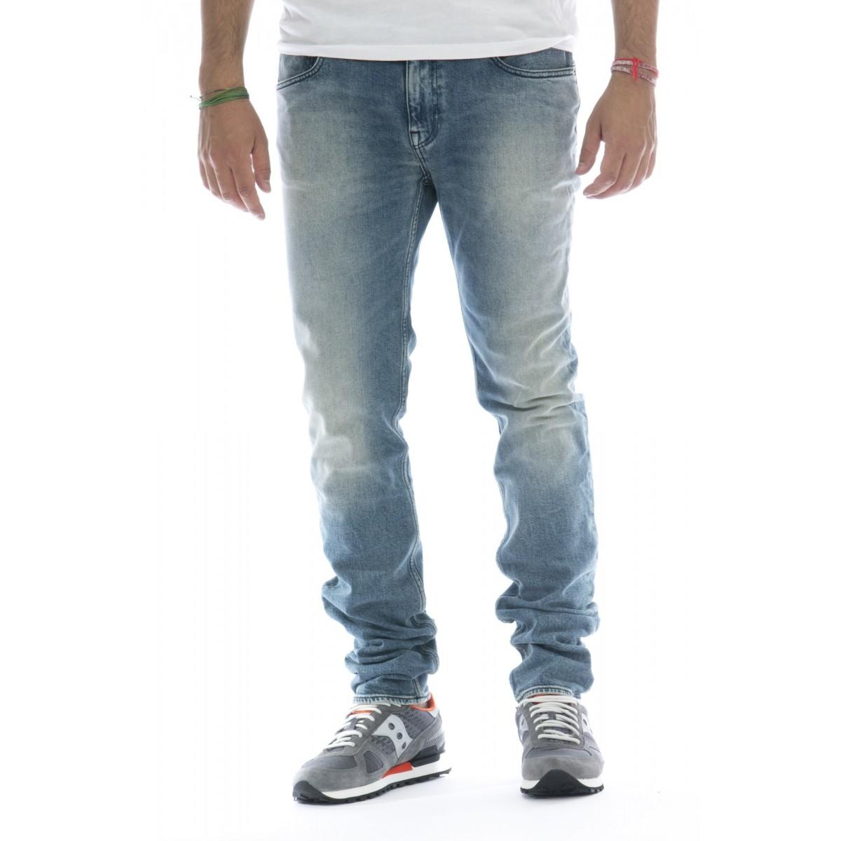 Jeans - J2zg8 jeans skinny chiaro 98% cotone, 2% elastane