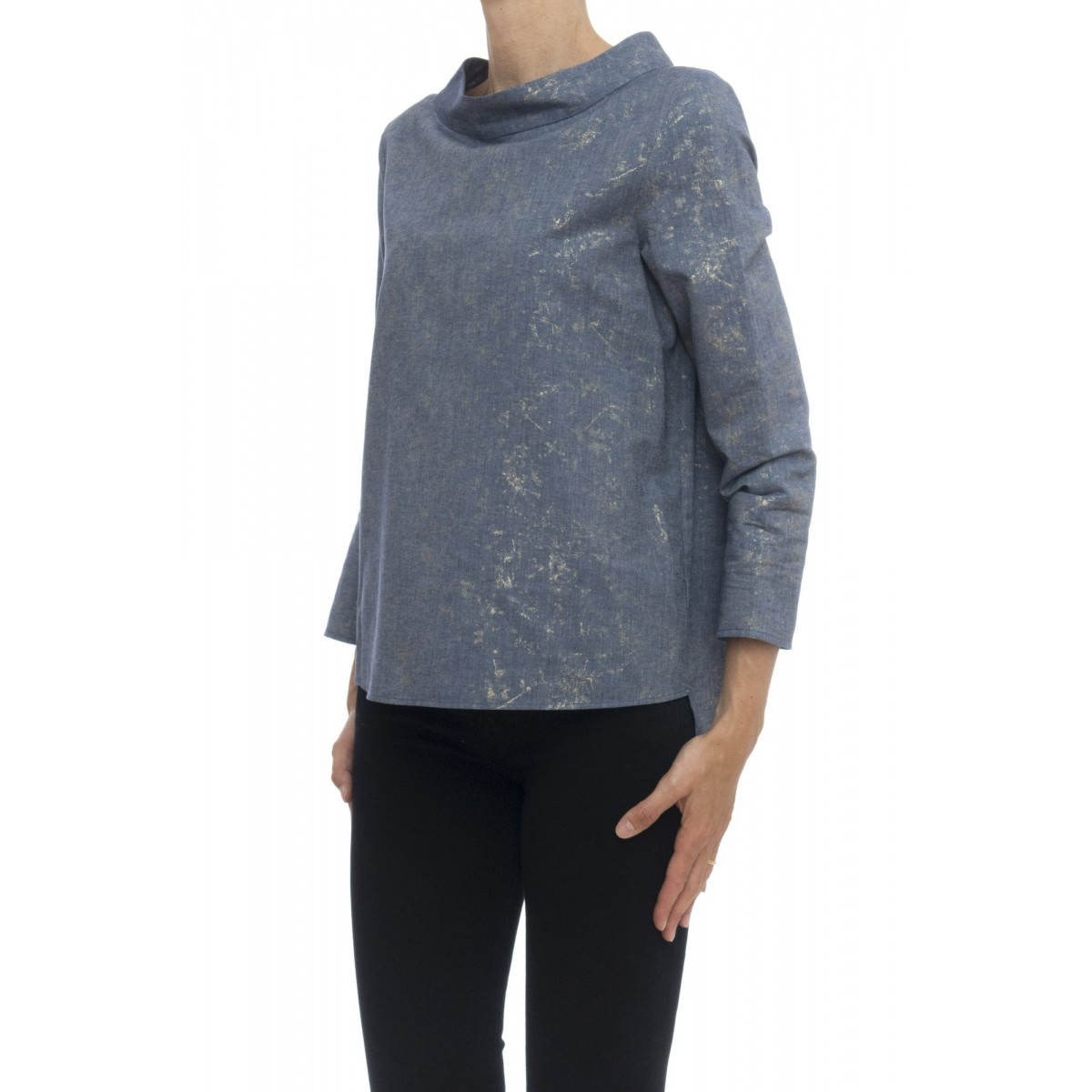 Camicia donna - Clara 95139 lavorata lamie