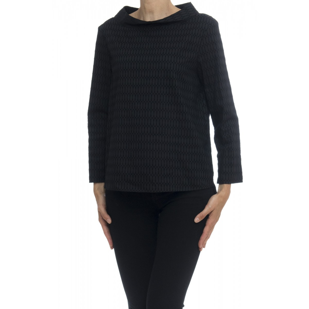 Camicia donna - Clara 95404 cotone floccato