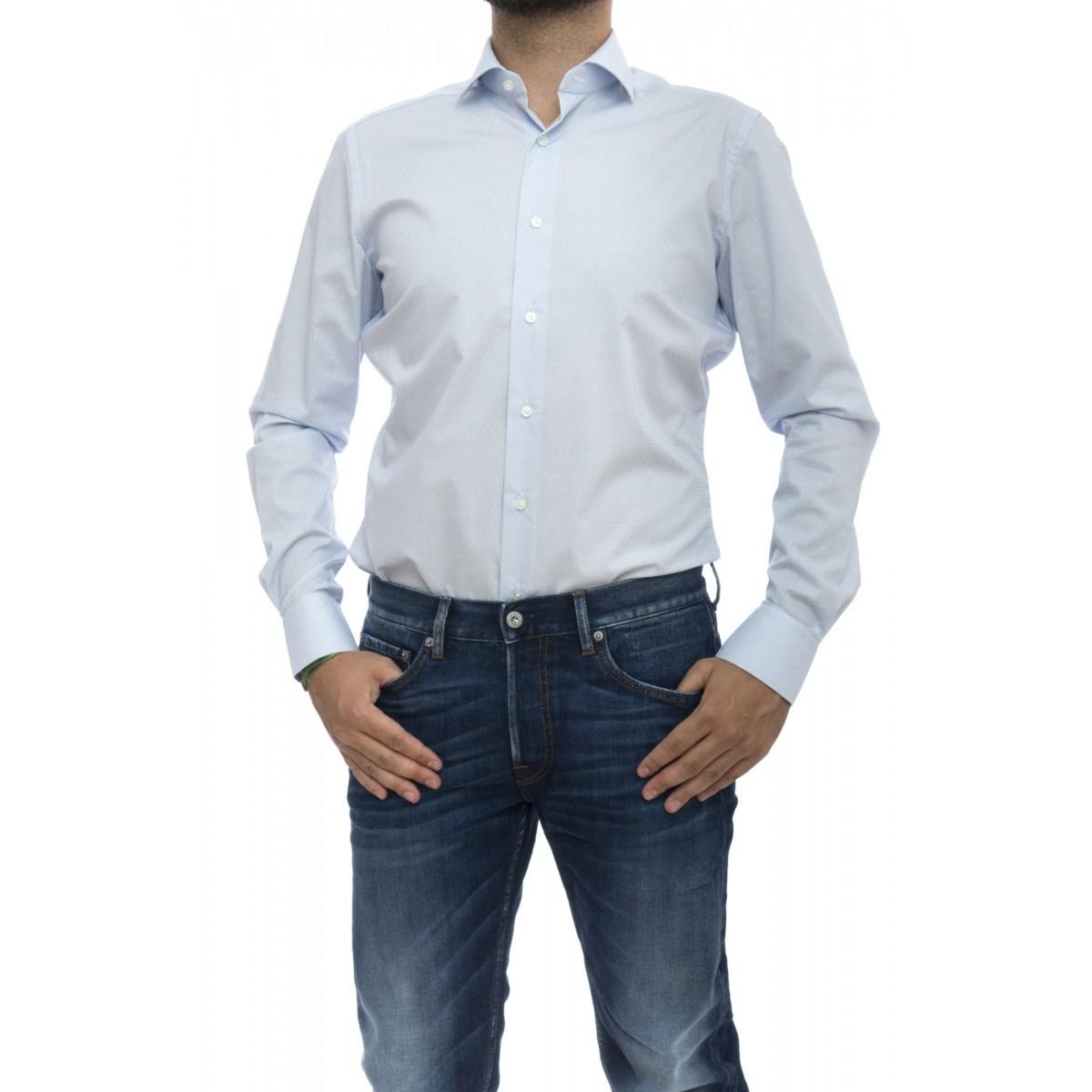 Camicia - 558 11339 tessuto no stiro