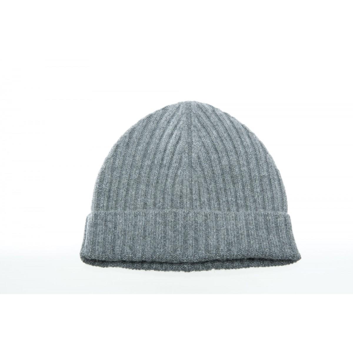 Berretto - 4208/25 berretto coste cashmeire