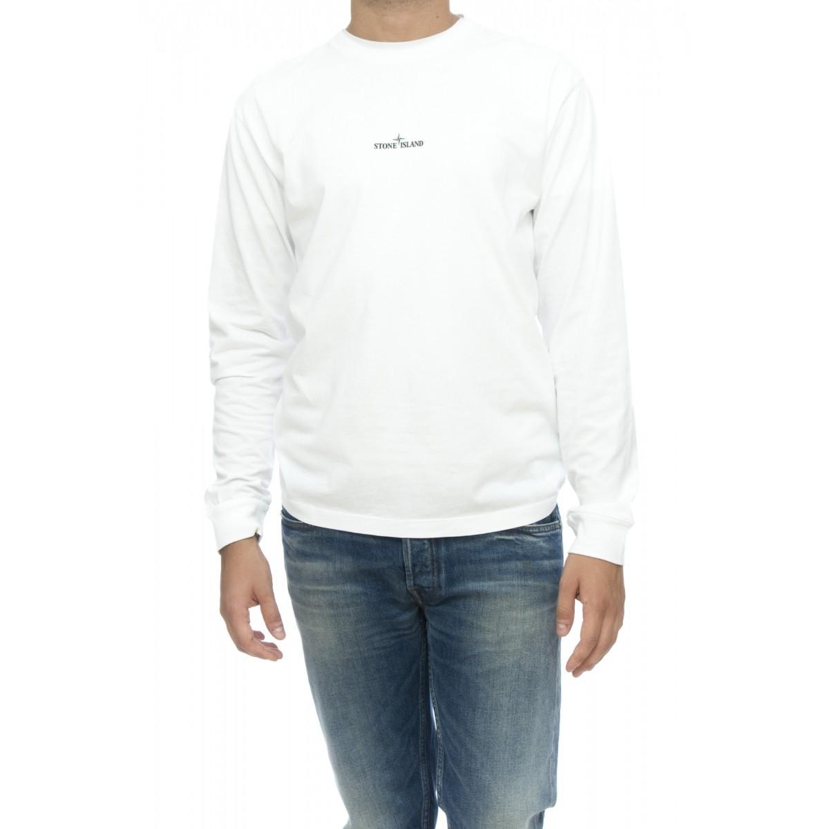 Berretto - 2ml83 t-shirt manica lunga logo, 100% cotone