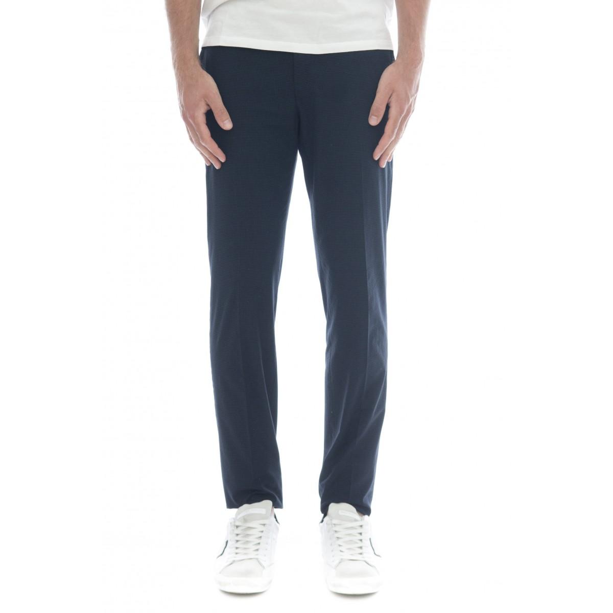 Pantalone uomo - 1gwt30 9175a slim ultralight lavorto