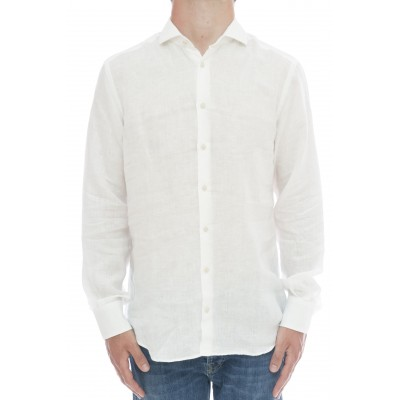 Camicia uomo - Pamplona camicia lino