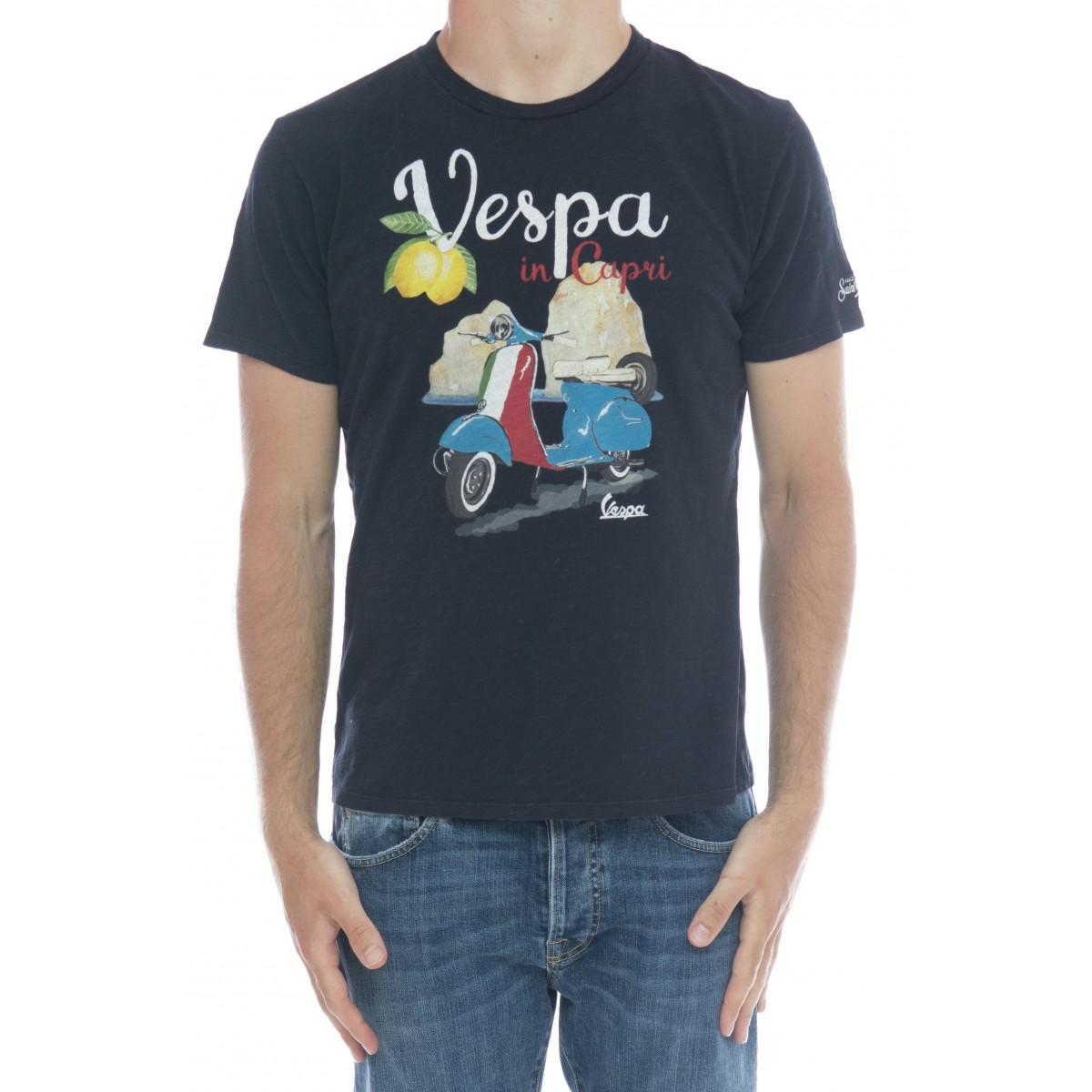 T-shirt - Skylar fiammato
